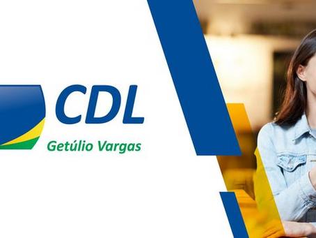 OLHO VIVO   07/10/2021   Direção CDL Getúlio Vargas