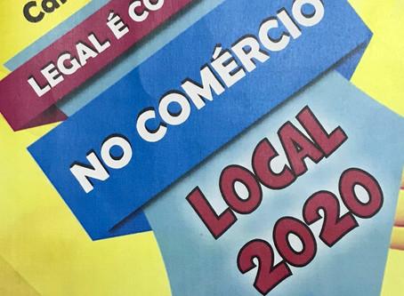 [ÁUDIO] CDL lança campanha 'Legal é Comprar no Comércio Local'