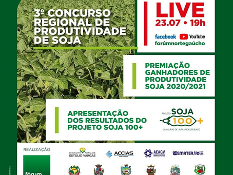 Às vésperas de mais um evento, Fórum Norte Gaúcho premia ganhadores de Concurso regional