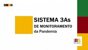 O que muda nos protocolos de enfrentamento à pandemia no RS a partir desta segunda (18)