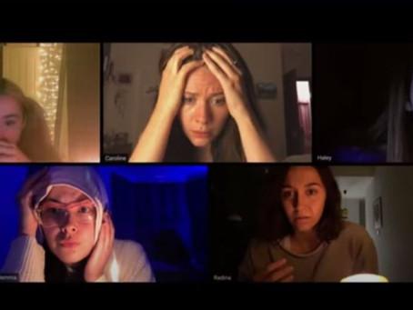 Novo filme de terror mostra espírito em videochamada de amigos durante a quarentena