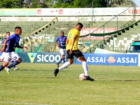 Ypiranga vence São Bento por 2 a 1 em partida válida pela Série C