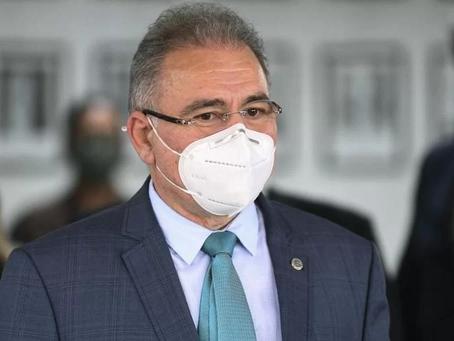 Contrariando OMS, ministro da Saúde volta a defender fim da obrigatoriedade das máscaras