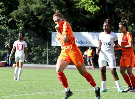 Inter goleia Audax por 9 a 0 no brasilerão feminino