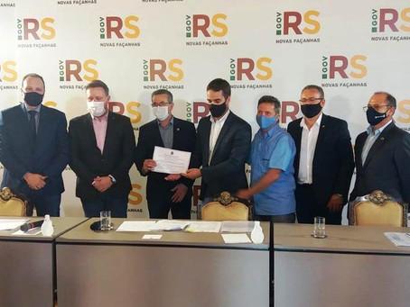 Emater-RS/Ascar recebe certificado de entidade beneficente