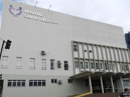 """Santa Terezinha pode ficar sem """"kit intubação"""" neste fim de semana, afirma diretor do Hospital"""