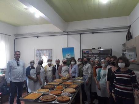 Curso de Aproveitamento Integral de Alimentos é realizado em Sertão