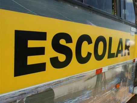 Estação: estão abertas as inscrições e renovações dos cadastros do Transporte Escolar