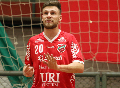 Atlântico volta a pontuar na Liga Gaúcha de Futsal