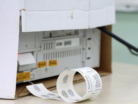 TSE afirma que voto impresso teria custo de R$ 2,5 bilhões em dez anos