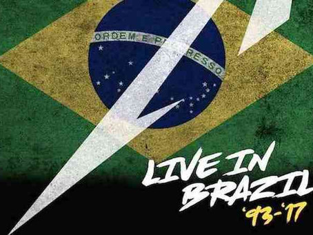 Metallica lança disco em homenagem aos fãs brasileiros
