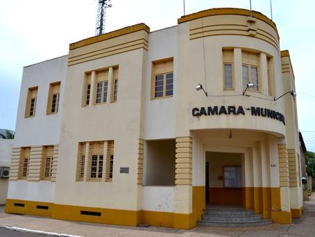 Câmara de Vereadores de Getúlio Vargas adota protocolos mais restritos em razão da bandeira preta