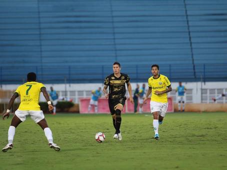 Ypiranga de Erechim vence Mirassol na série C do brasileirão