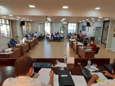 Poder Legislativo de Getúlio Vargas realiza primeira Sessão Ordinária em 2021