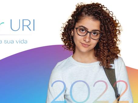 OLHO VIVO | 26/10/2021 | Vestibular de Verão 2022/1 URI