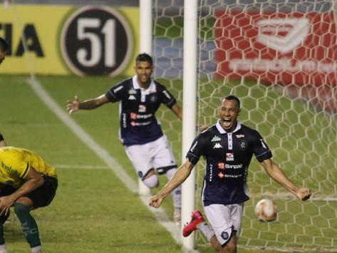 Ypiranga de Erechim perde para o Remo e se complica na série C do Brasileirão