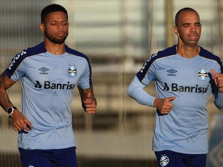 Grêmio divulga gastos de R$ 27 milhões para rescisões de contratos com seis jogadores