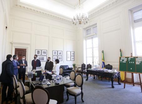 Governo encaminha pedido para retirar da tramitação projetos da Reforma Tributária RS