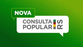 OLHO VIVO | 08/10/2021 | Consulta Popular 2021 - Entrevista Corede Norte