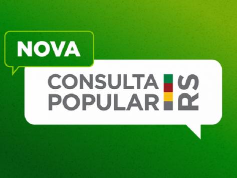 Consulta Popular 2021 recebe 1.067 sugestões de projetos