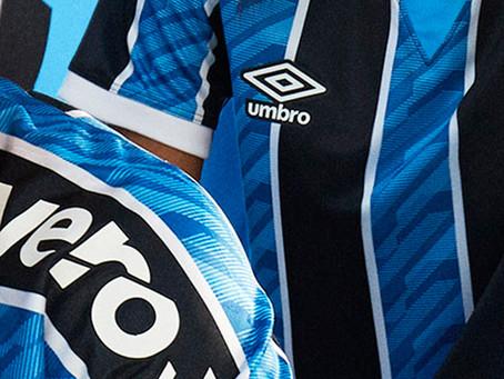 Com homenagens ao Mundial e à torcida, Grêmio apresenta novas camisas 1 e 2 para a temporada