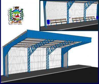 Setor de engenharia da Prefeitura de Estação emite nota técnica sobre parada de ônibus