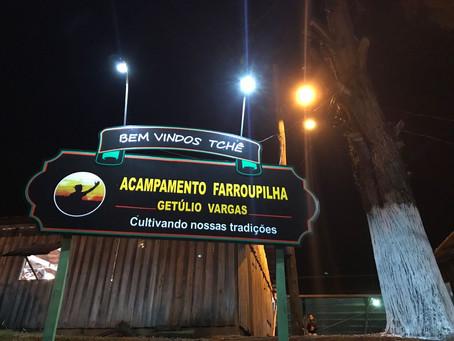[Áudio] OLHO VIVO | 13/09/2021 | XI Acampamento Farroupilha de Getúlio Vargas