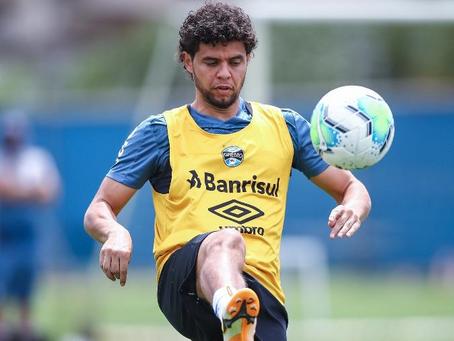 Grêmio reintegra Victor Ferraz e Everton após dupla não deixar o clube