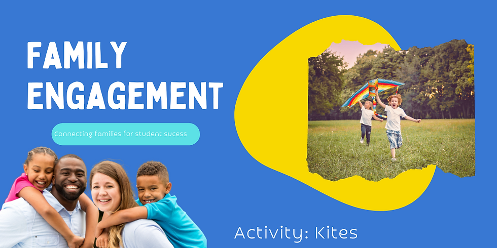 Family Engagement 2nd-3rd Grade Families- Kites