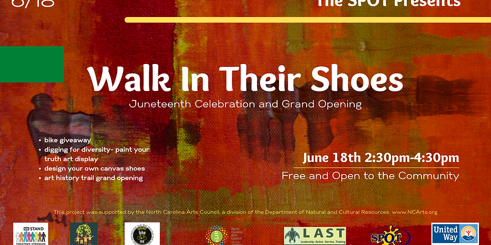 Walk In Their Shoes (Juneteenth)