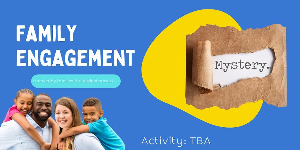 Family Engagement preK-1st Grade Families-topic tba