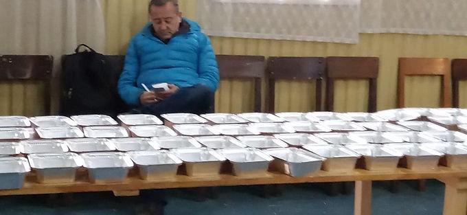 Solo el pueblo ayuda al pueblo Osorno