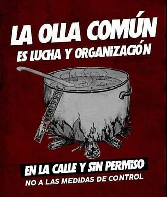 Olla comunitaria solidaria