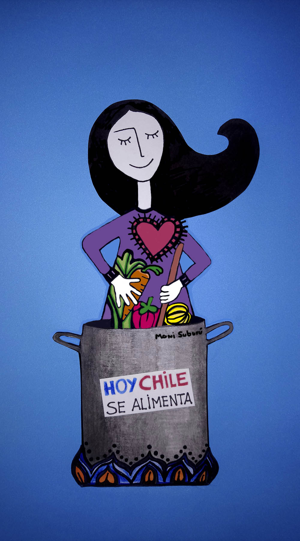 Hoy Chile se alimenta