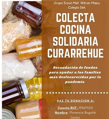 COCINA SOLIDARIA CURARREHUE