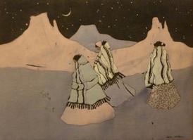 Three Women at Night
