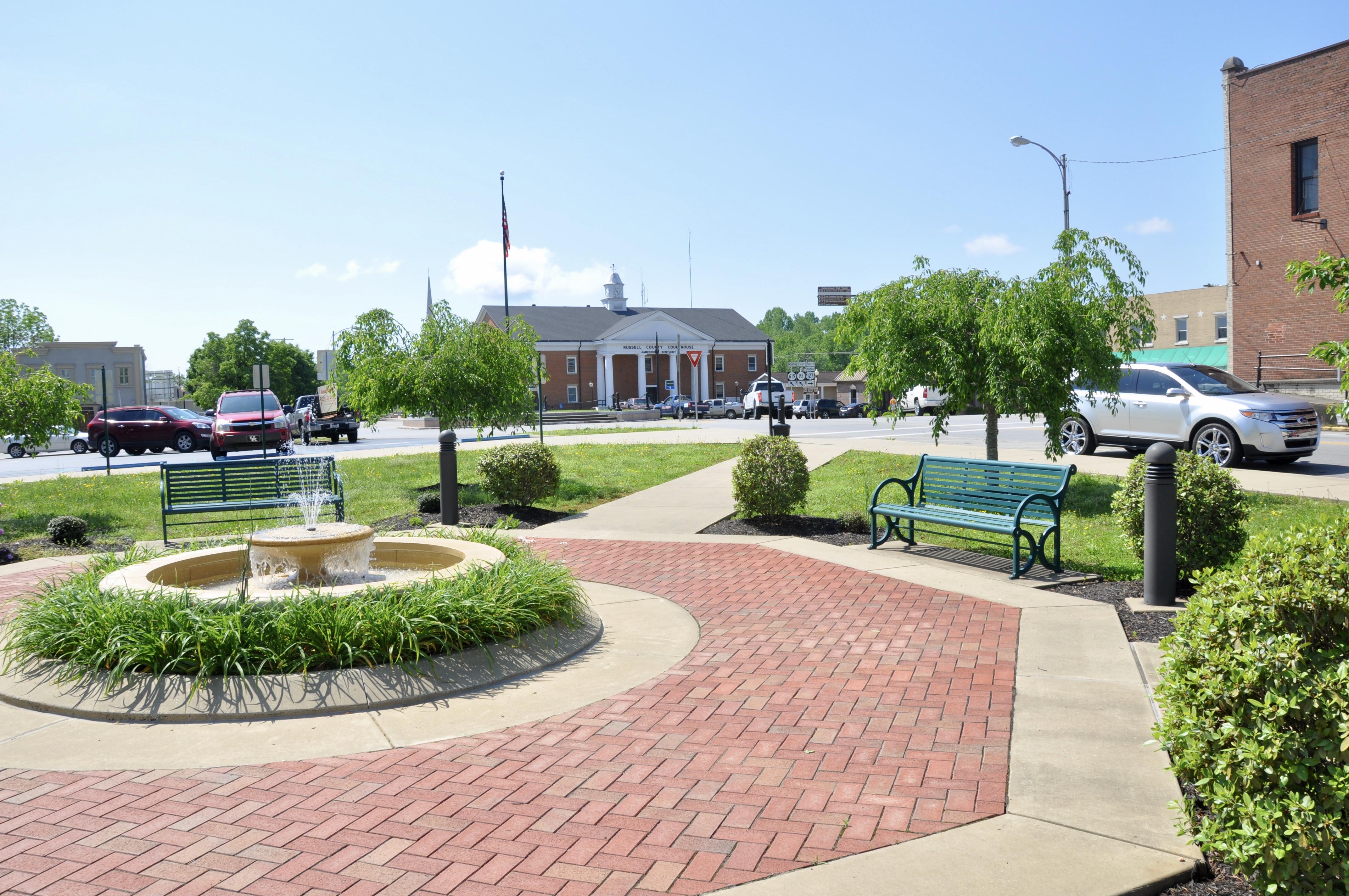 Judicial Center Plaza