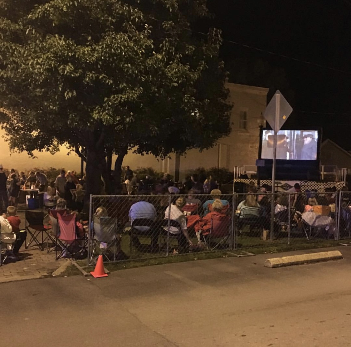 Movies on The Square