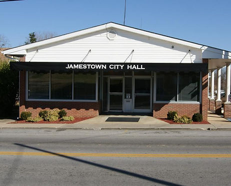 Jamestown, KY City Hall