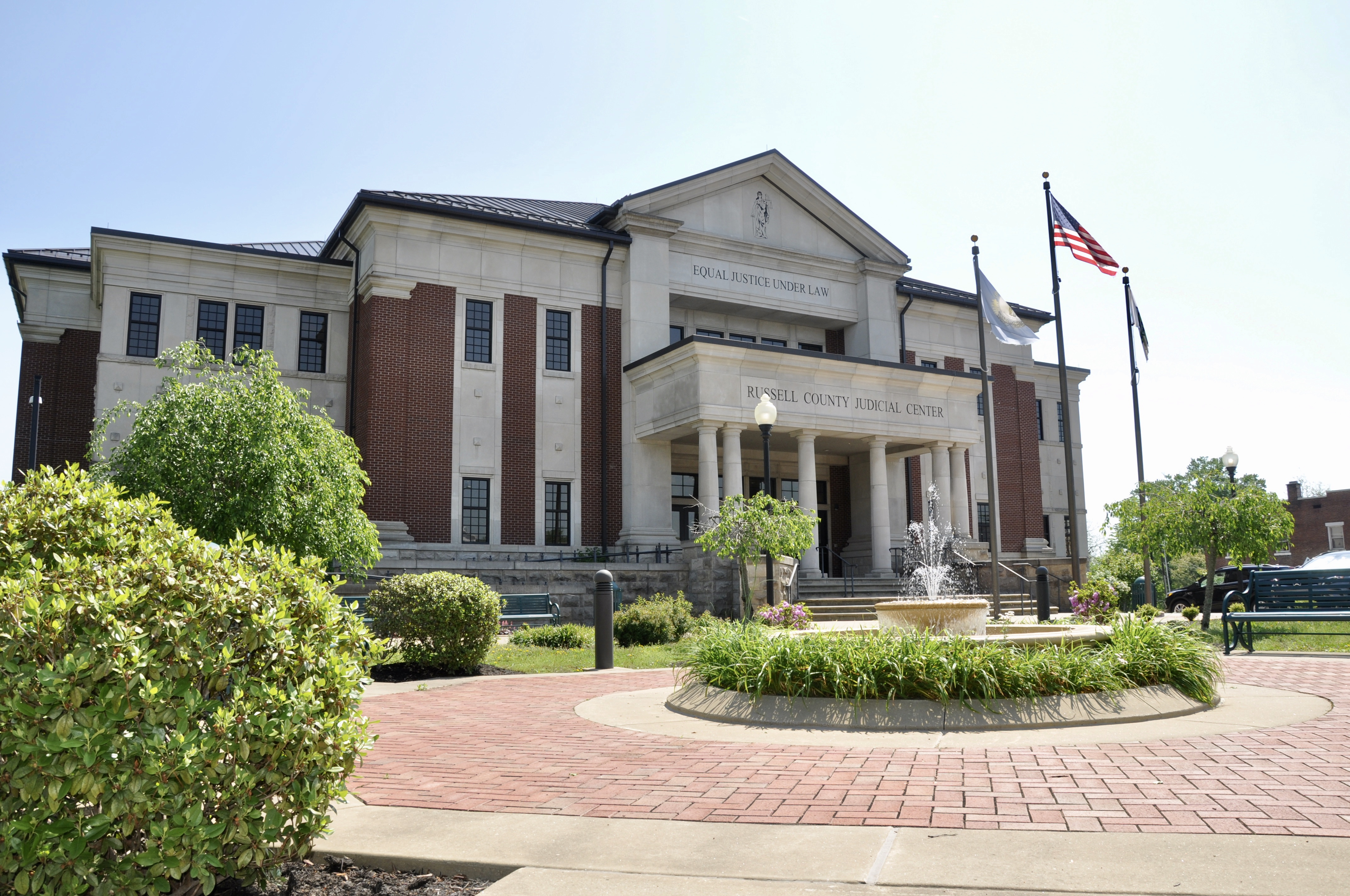 Russell County Judicial Center