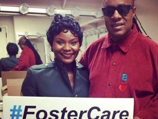 Celebrity #FosterCare Campaign Leveraged As Fundraiser to Restart Foster Share House Renovation