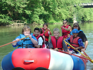 One Simple Wish Enables 7 Dayton-Area Foster Children to Attend Camp Joy