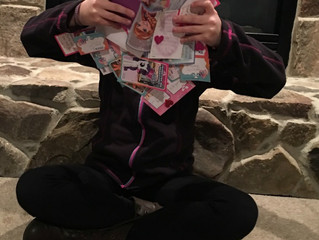 9-Year Old Girl Struggling with Foster Care Gets Surprise Valentine's Day Gifts, Cards from Hundreds