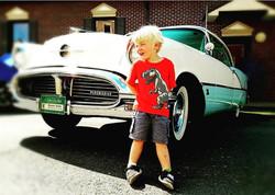 Lakefest Car Show