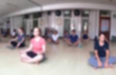 Meditar no Rio