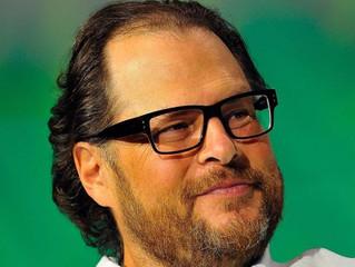O CEO da Salesforce, Marc Benioff, e 500 de seus funcionários usam Mindfulness para reduzir o estres