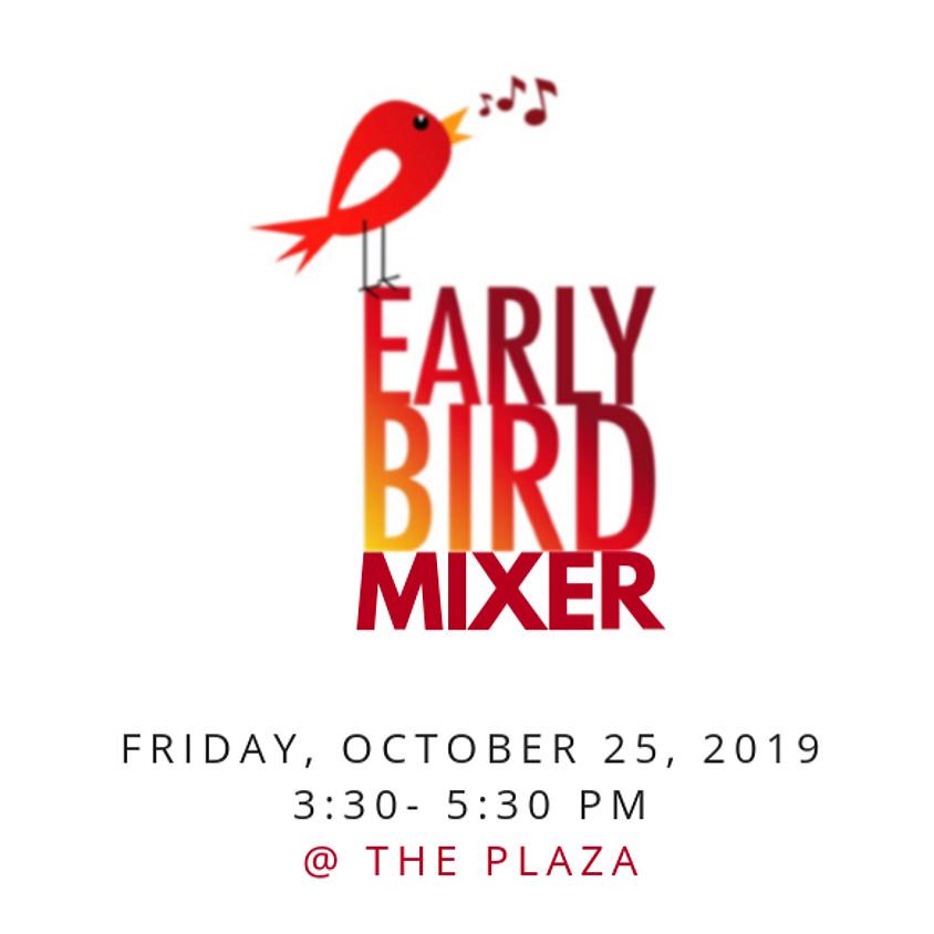 Early Bird Mixer 2019
