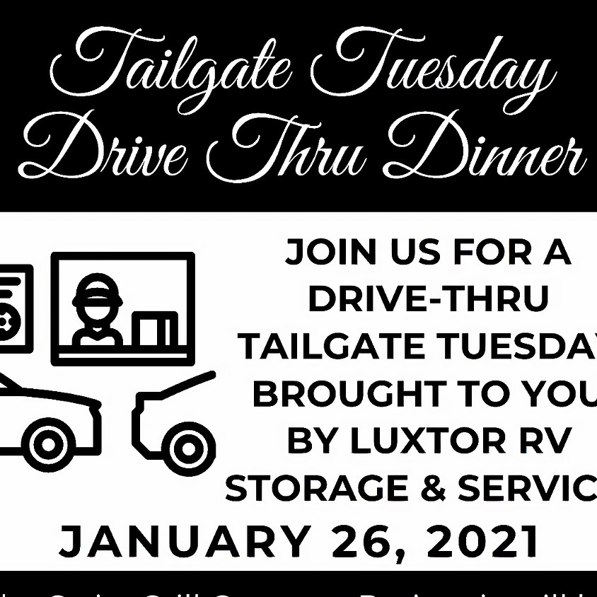 Tailgate Tuesday Drive Thru Dinner