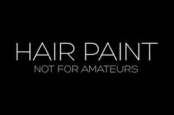 hair paint logo