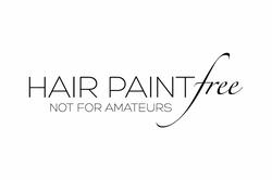 hair paint free logo